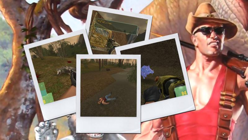 Вымирающие виды – игры нет, но скриншоты по сети гуляют