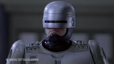 Терминатор VS Робокоп - Бой насмерть!
