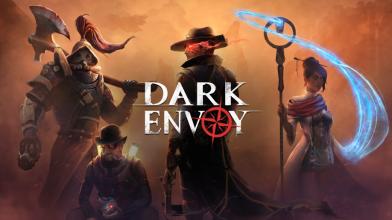 Анонс и трейлер нелинейной ролевой игры Dark Envoy в духе Divinity