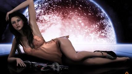 Mass Effect тест APU
