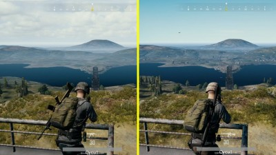 Сравнение Xbox One и Xbox One X версий PlayerUnknown's Battlegrounds