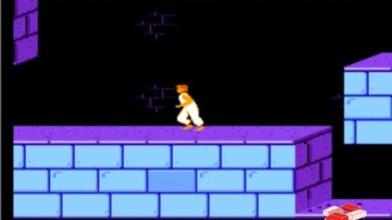 Prince of Persia Скоростное прохождение!!! (NES / Famicom / Dendy)