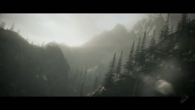 "Alan Wake ""X10: Waking Nightmare Trailer"""