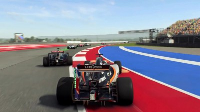 "F1 2015 ""Геймплей: Circuit of the Americas 