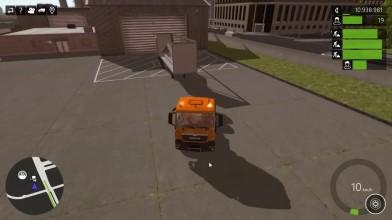 "Construction Simulator 15 ""Я вижу землю! - ч59 """