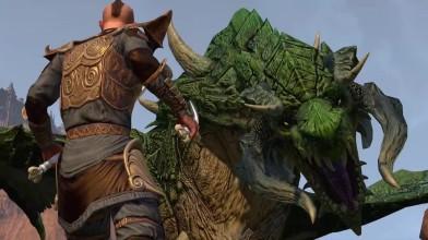The Elder Scrolls Online: Elsweyr - Ярость дракона - Русский трейлер (озвучка)