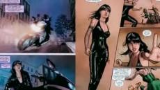 """Injustice: Gods Among Us """"История персонажа Zatanna"""""""