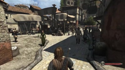 "Mount & Blade 2 Bannerlord ""Gamescom B-roll Footage"""