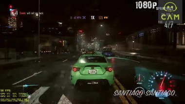 Need For Speed 2015 - GTX 1050 ti - i3 6100 - 1080p - 900p - 720p