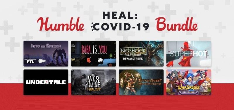 Humble Bundle собрал более 1 миллиона долларов для помощи с COVID-19