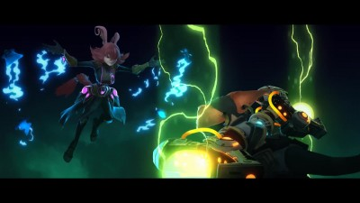 WildStar - cinematic-трейлер