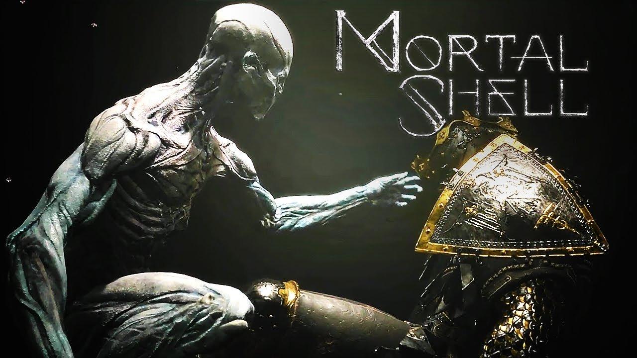 Новые геймплейные ролики Mortal Shell