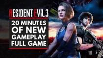 Новые 20 минут игрового процесса Resident Evil 3