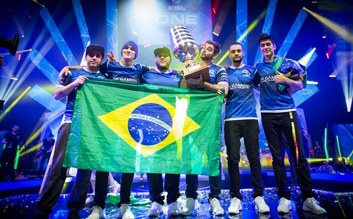 Winner ESL One Cologne 2016