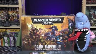 LOL Тизер обзора нового стартера Warhammer 40k