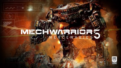 В Epic Games Store открылся предзаказ MechWarrior 5: Mercenaries