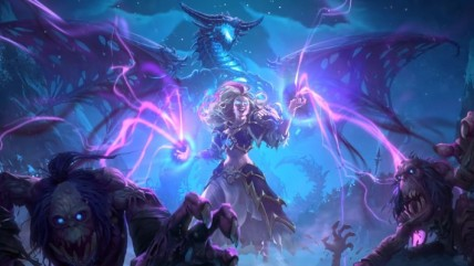 Blizzard раскрыла безумную статистику Hearthstone Global Games