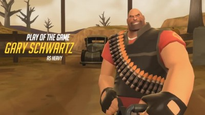 [SFM] TF2 play of the game concept (Heavy)