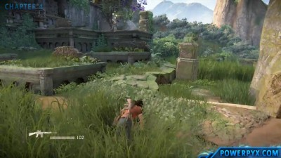 Uncharted The Lost Legacy - Получение трофея I Was Never Here.