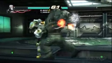 "Tekken Tag Tournament 2 ""Combot Training"""