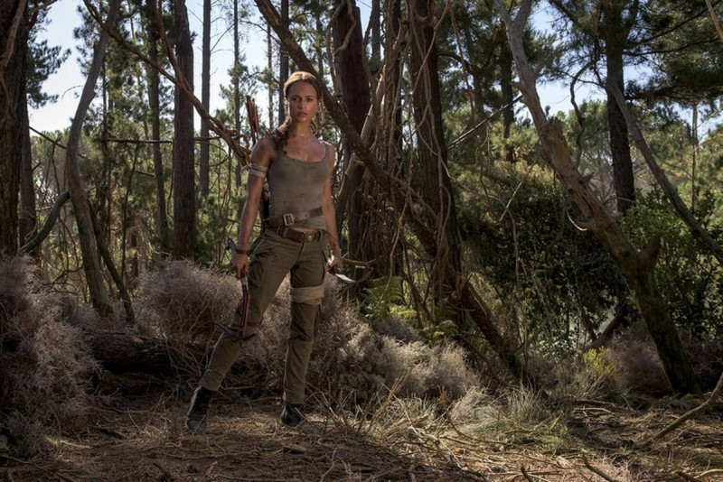 Обзор фильма Tomb Raider: Лара Крофт