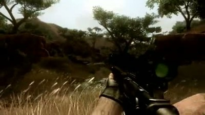 "Far Cry 2 ""Ubidays 2008: Tech Demo"""