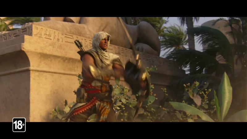 Assassin's Creed Истоки: Gamescom 2017 - Кинематографический Трейлер