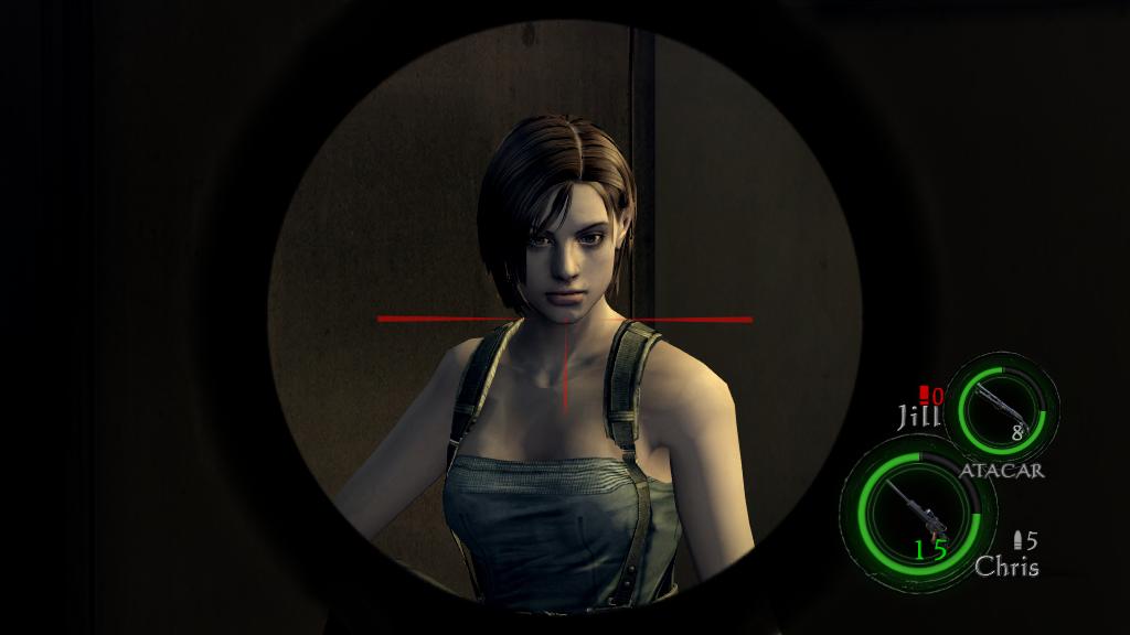 Resident Evil 5 скины