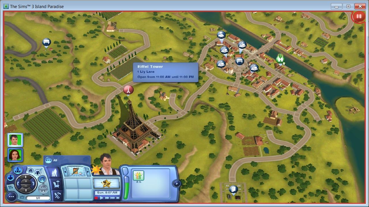 Скачать сборку sims 3