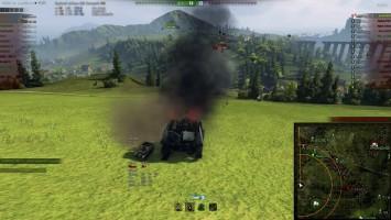 "World of tanks ""баги и приколы"""