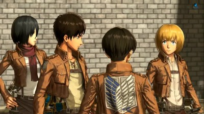 Attack on Titan Game (Секретная миссия)
