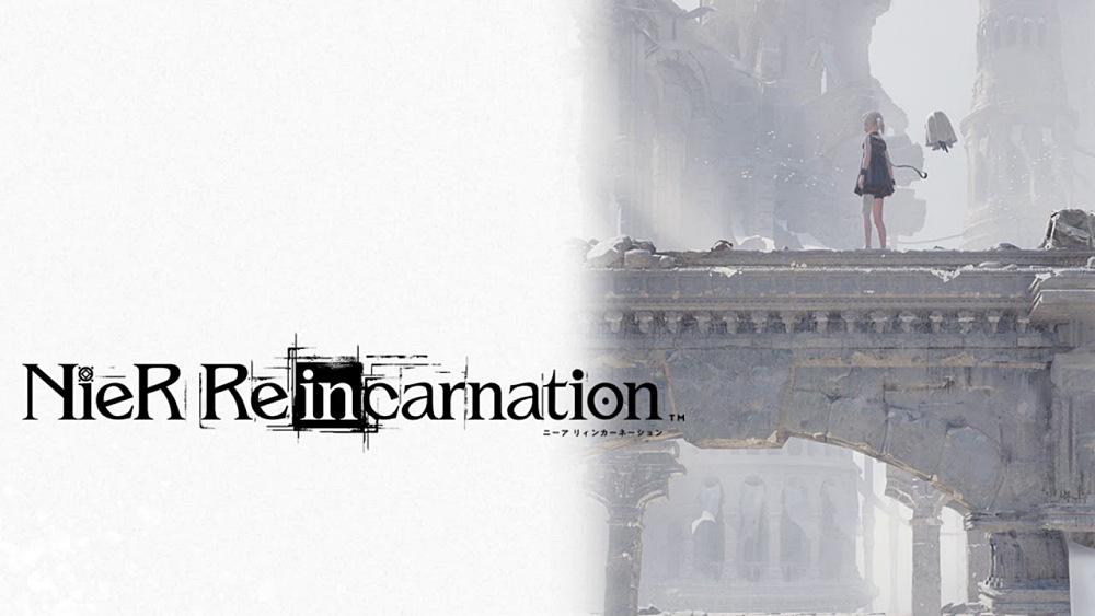 Пepвый гeймплeй мобильной NieR Re[in]carnation