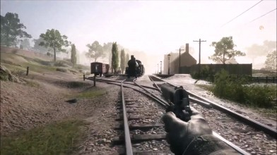 Battlefield 1 - Лучшие пасхалки в игре! Мегалодон, зомби, нло, дымовой монстр...