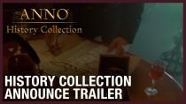 Ubisoft объявила о выпуске Anno History Collection в следующем месяце