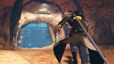 Скриншоты DLC для One Piece: World Seeker