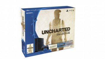 Sony выпустит бандл PS4 с Uncharted: Nathan Drake Collection + ТВ реклама