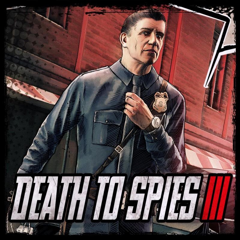 Смерть шпионам 3 - Смерть Шпионам 3. Зелёный свет на Greenlight дан!
