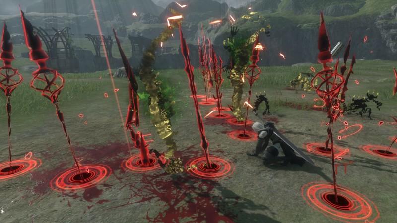 Новые геймплейные ролики и скриншоты NieR: Replicant