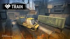 "Counter-Strike: Global Offensive ""Обновленная карта Train"""