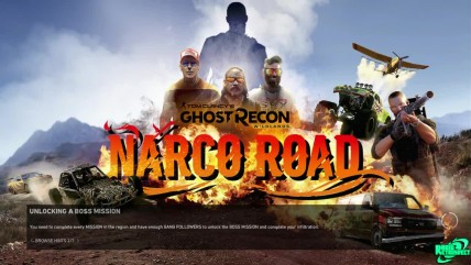 Ghost Recon Wildlands - Narco Road Прохождение ч7