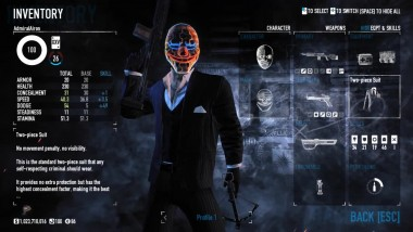 PAYDAY 2 M308 Rifle Билд (Death Wish)