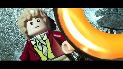 "LEGO The Hobbit ""Трейлер анонса"""
