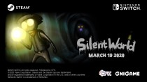 Анонсирован корейский ужастик Silent World для ПК и Switch