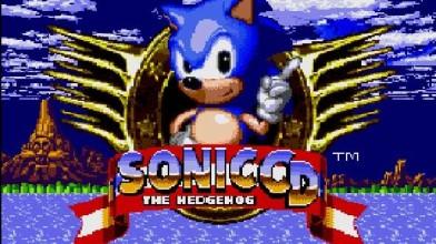 Появление Тейлса в Sonic CD