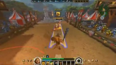 "SMITE  ""Open Beta Reveal Trailer"""