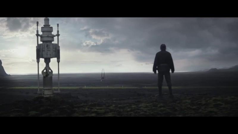 [Фильм] Изгой-один. Звёздные войны: Истории - Русский трейлер #2 (2016)