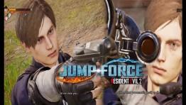 Леон Кеннеди появился в файтинге Jump Force