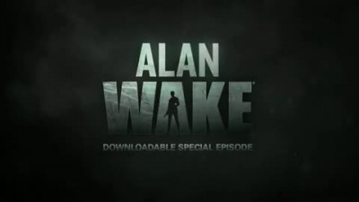 "Alan Wake: The Writer ""Debut Trailer"""