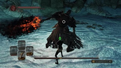 "Dark Souls 2 ""Дымный рыцарь (NG+, no damage, SL100)"""
