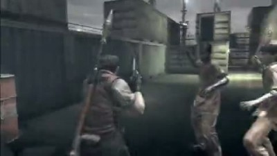 "Resident Evil 5 ""The Mercenaries Reunion - Barry Burton"""